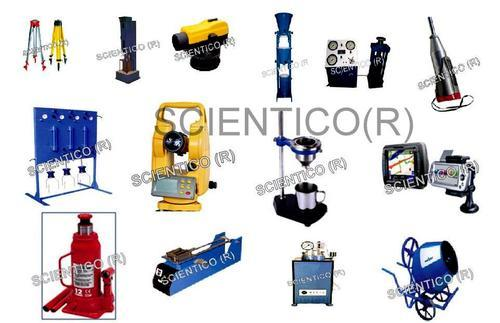 list of surveying instruments in civil engineering pdf