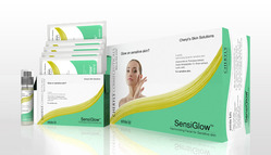 Sensi Glow Sensitive Harmonizing Facial Kit