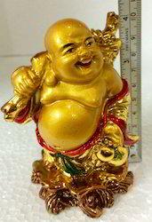 Laughing Buddha Kuberar Happy Man Chinese Feng Shui Ku
