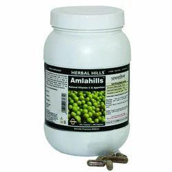 Amla Capsule - Healthy Skin & Hair Care 700 Capsule