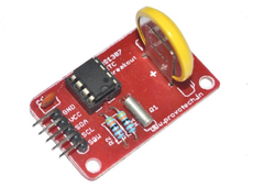 RTC Board with IC +Battery + Wires