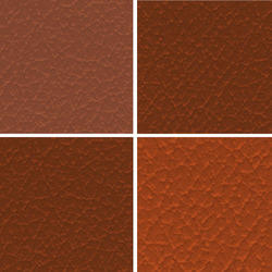 Tan Colored Seat PVC Leather Cloth