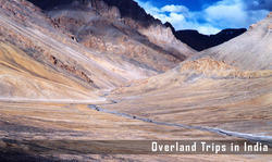 Overland Trips In India Tours