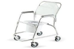 Fixed Aluminum Shower Chair