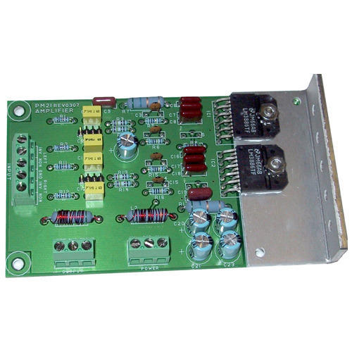 Audio Power Amplifier at Best Price in India