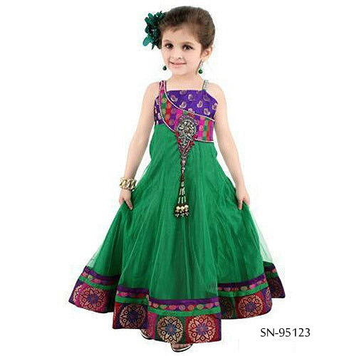 Girls Fancy Gowns - View Specifications & Details of Kids Gown by ...