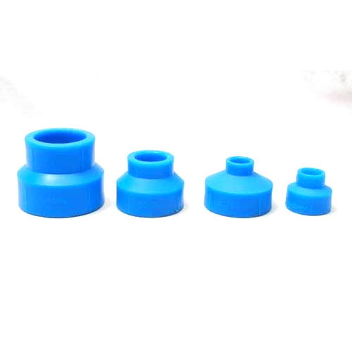 Blue PPCH Pipe Reducer, Size: 20-160mm