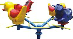 Duck and Horse Merry Go Round