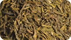 Bud White Organic Darjeeling Green Classic Tea, Leaves