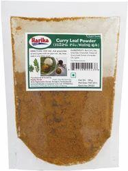 Curry Leaf Spice Powder (Karibevu/ Karuvepillai/ Kadi Patta)