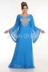 Dubai Ladies Maxi Kaftan