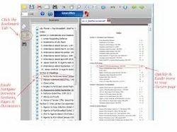 PDF Document Indexing