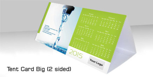 Tent Card Calendar (2 Sided)  sc 1 st  IndiaMART & Tent Card Calendar (2 Sided) - View Specifications u0026 Details of ...