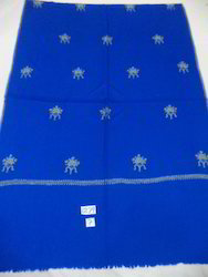 100% Fine Merino Wool with Needle Work Stoles