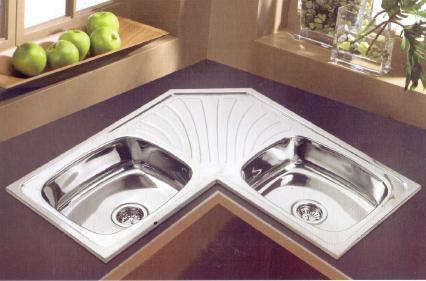 Corner Sink Steel Sink Stainless Steel Sink Stainless Kitchen Sinks Ss Kitchen Sink Stainless Sinks In Jahangirpuri Delhi Steel Craft Industries Id 9866248130