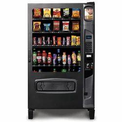 Dual Zone Vending Machine
