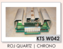 ROJ Quartz, Chrono Weft Feeders
