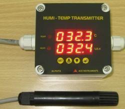 Digital Humidity and Temperature Indicator, Model Name/Number: Ai-rhtx