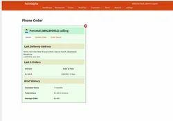 Phone Order Service