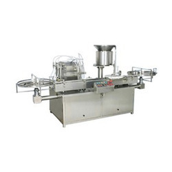 Nishu Injectable Liquid Filling Machine, Standard