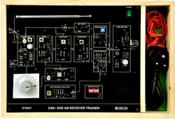 DSB/SSB AM Receiver Trainer-ST8201