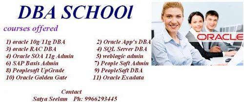 Oracle DBA Training - Oracle DBA Training In Hyderabad DBA