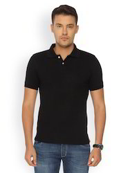 Stylish Polo Neck T -Shirt