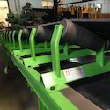 Stainless Steel Idler Belt Conveyor, Capacity: 50-100 And 100-150 Kg Per Feet