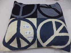 Hand Embroidered Modern Cushion Covers