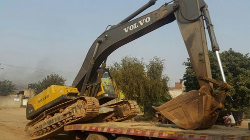 Used Spare Parts Of Excavator Volvo Ec 290
