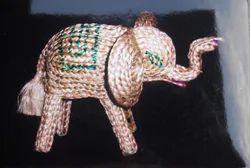 Jute Elephant
