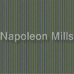Poly Cotton Stripe Shirt Fabric