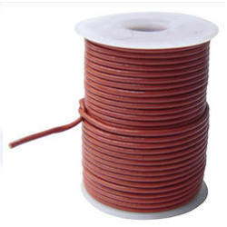 Round Leather String