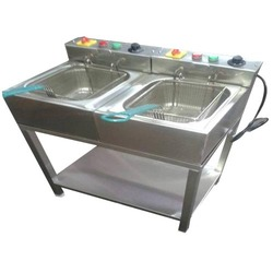 Deep Flat Fryer