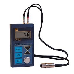 Testing Equipments Ultrasonic Thickness Gauge