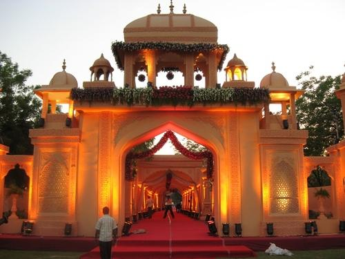 Wedding Entrance Decoration In Vki Area, Jaipur