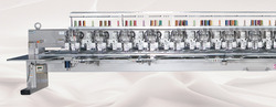 Multi Head Automatic Embroidery Machine (TB Special Series)