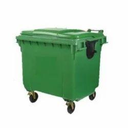 Four Wheel Dustbin