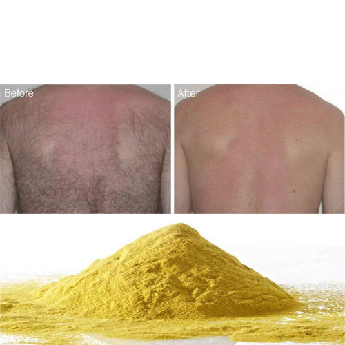 Hair Removal Powder Permanent Hair Removal Wholesale Trader From