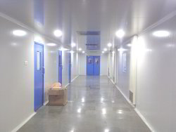 Fiberglass HVAC Clean Room