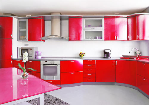 Decorative Modular Kitchen