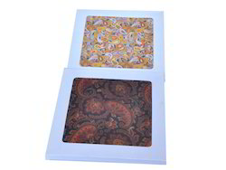 Nylon Printed Silk Pocket Squares