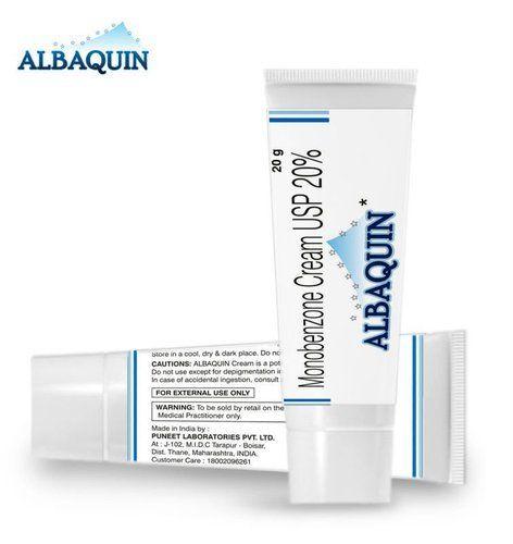 Albaquin Cream Vitiligo Treatment Cream Manufacturer From Mumbai