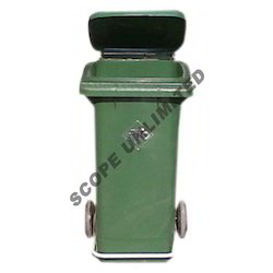 Pedal Open Dustbin