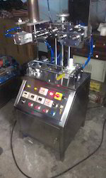 Amson Engineering Cosmetic Tube Sealing Machine