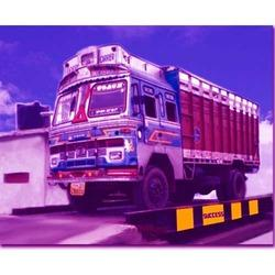 Lorry Weighbridge