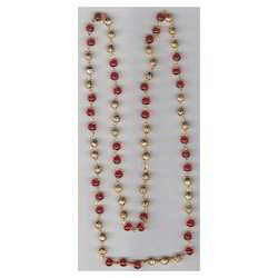 Golden Mala With Gold Bead