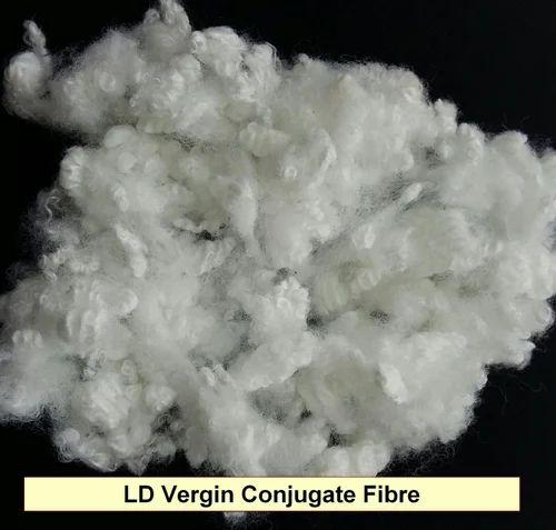 White LD Virgin Conjugate Fiber