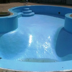 Swimming Pool Coating Services
