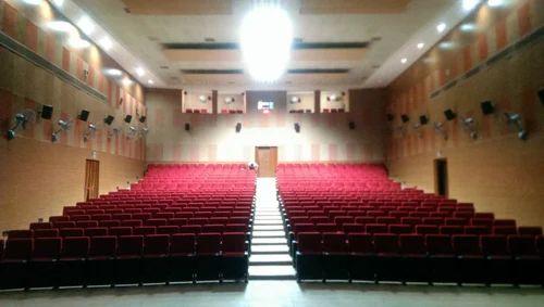 Auditorium Sound System Design Auditorium Interior